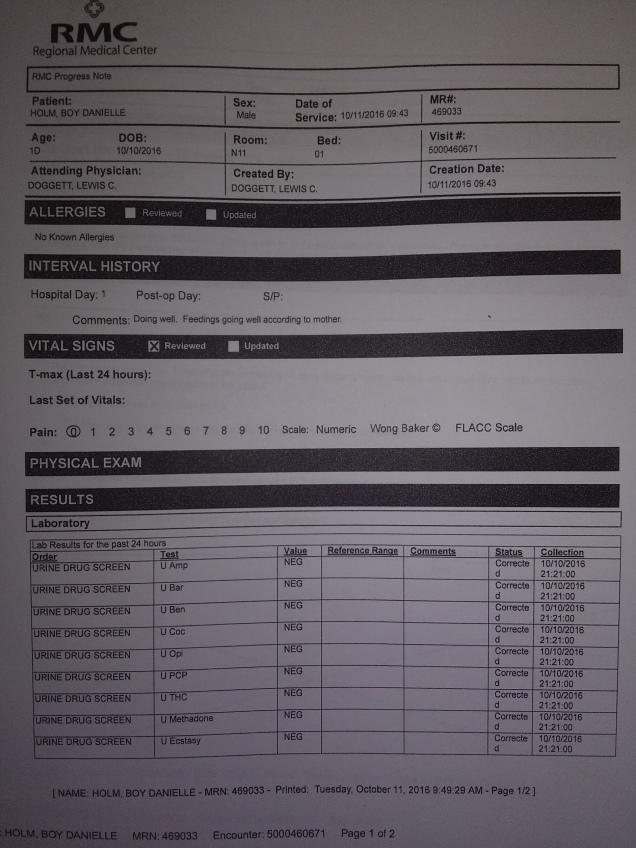 Baby Medical Records Drug Test Results .jpg