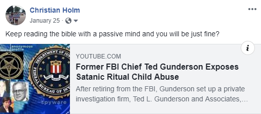 FBI Chief Exposes Satanists In Government